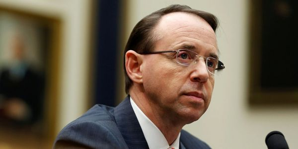 Current FBI agents and former intel officials are breathing a sigh of relief that Rosenstein still has his job after a whirlwind morning in Washington