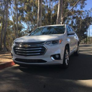 2018 Chevrolet Traverse - Taking The High Road