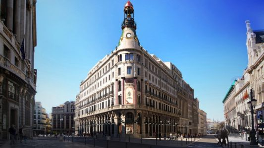 Four Seasons Hotel Madrid Opens