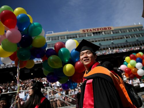 College grads should have a relatively stress-free job search this year - but economists worry for the Class of 2019