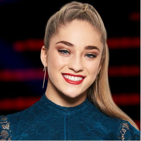 The Voice: Brynn Cartelli Delivers Fantastic Cover Of 'Unstoppable' For Live Playoffs