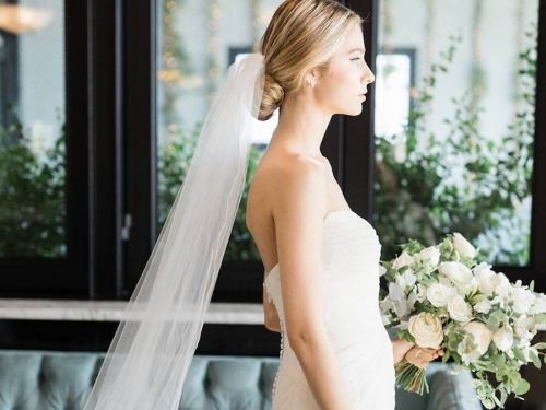 David's Bridal has filed for bankruptcy but says its stores will stay open and orders will not be disrupted