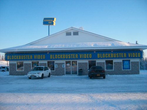The last Blockbusters in Alaska are finally closing, leaving just one location of the video rental chain left in the entire US