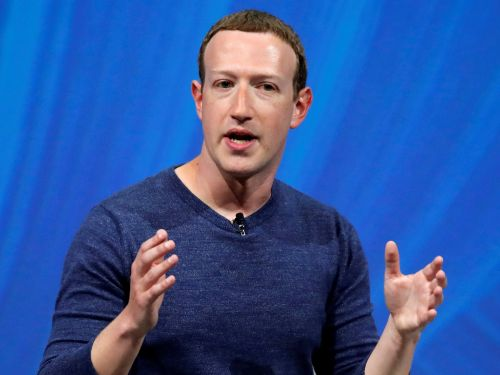 Mark Zuckerberg uses a quick test to make sure he's hiring the best people at Facebook