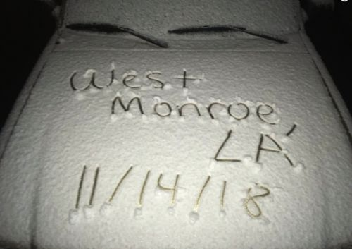 November Snow In Texas? Experts Warn Decreased Solar Activity Will Shatter All Global Climate Models