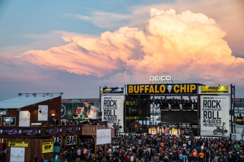 What Eating and Drinking at the World's Biggest Motorcycle Rally Reveals About the State of Festival Food