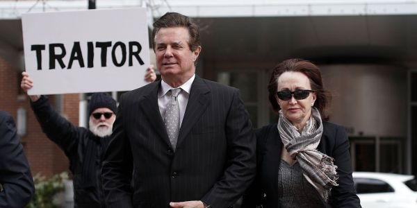 Prosecutors say Paul Manafort told 'discernible lies' and breached his plea deal in a new court filing