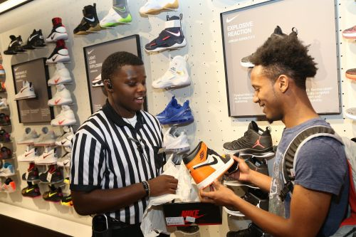 Foot Locker soars after beating on sales and profits