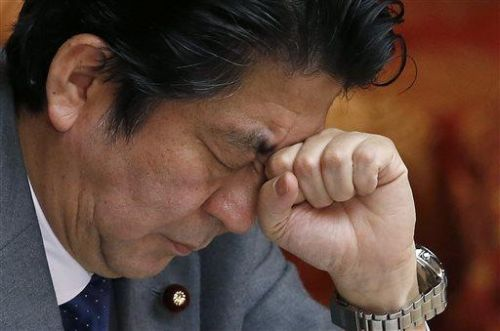 Abe's Era In Japan Could Be Coming To An End