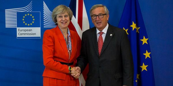 The EU has agreed to Theresa May's Brexit deal