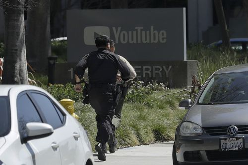 Google denies claims that it didn't alert part-time workers about the active shooter at YouTube - but at least one temp says it's a 'big fat lie'