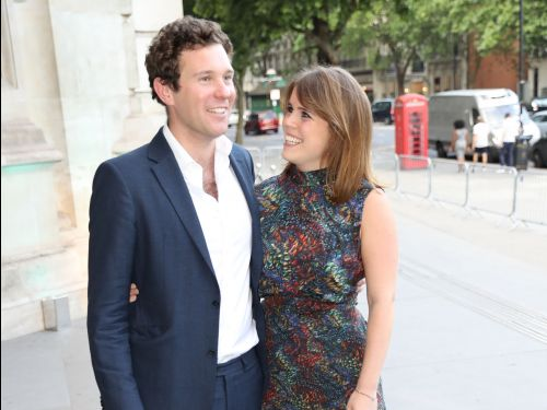 Here are all of the celebrities who have arrived for Princess Eugenie's royal wedding