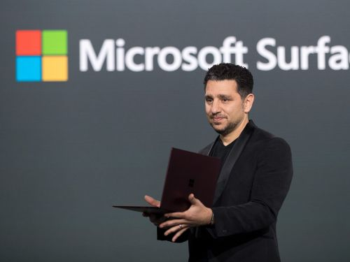 Microsoft Windows head Panos Panay says the pandemic has made the PC more vital than ever, even in the smartphone era: 'The usage intensity on Windows is higher than it's ever been before'