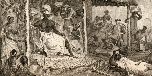 A Maryland man descended from slaves took a DNA test and learned he was an African prince