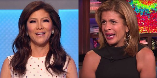 Hoda Kotb explains why Julie Chen had to leave 'The Talk' - and it makes perfect sense