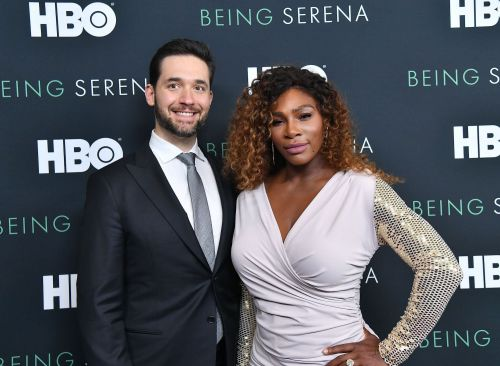 Serena Williams' husband Alexis Ohanian once did a school assignment on how much he hated tennis