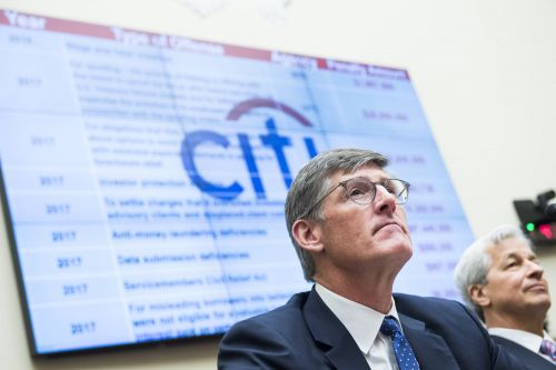 Citi leads a rally in bank stocks after beating Wall Street earnings estimates