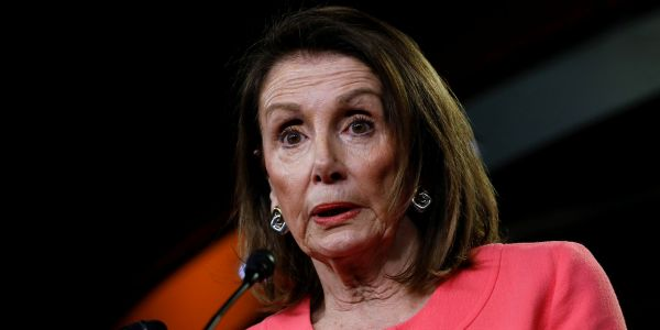 Rudy Giuliani tweeted a doctored video of Nancy Pelosi that warped her speech minutes before Trump attacked Pelosi with another misleading video