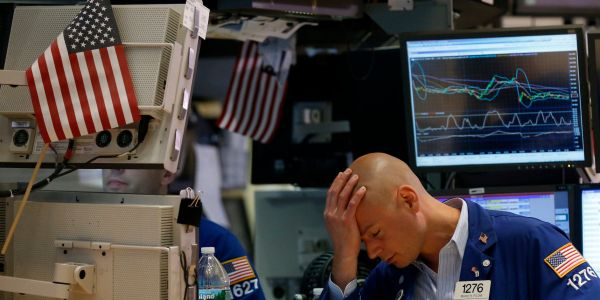 'No one wins from a trade war' - A $2.5 billion portfolio manager explains why markets could plunge further into chaos if Trump's standoff continues