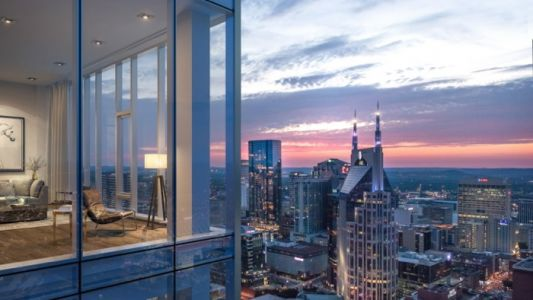 Four Seasons Hotel and Private Residences Announced for Nashville