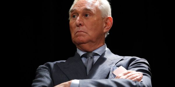 Roger Stone apologized to a judge for posting an Instagram photo of her face next to a crosshairs