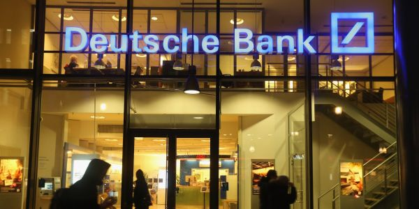 Trump dismisses report that 'very good and highly professional' Deutsche Bank ignored warnings that his accounts could be linked to financial crime