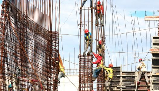 Asia Pacific Hotel Construction Pipeline, Excluding China, Continues in a Topping Out Formation