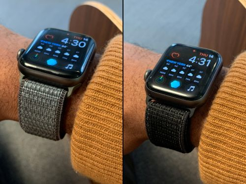 This $10 Apple Watch band I got on Amazon is virtually indistinguishable from Apple's $49 version