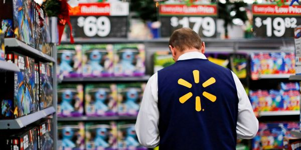 Walmart is surging after earnings crush Wall Street expectations