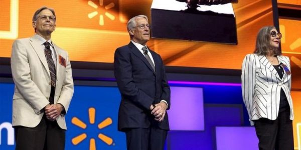 Walmart's surge just added $12 billion to the Walton family's wealth