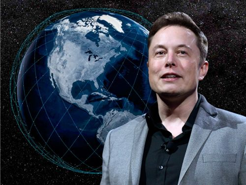 SpaceX may want to launch 42,000 internet satellites - about 5 times more spacecraft than humanity has ever flown
