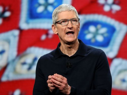 Apple CEO Tim Cook demands Bloomberg retract its Chinese chip hacking report - 'there is no truth in their story'