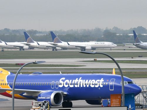 A Southwest Airlines Boeing 737 Max just made an emergency landing in Florida