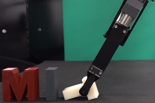 MIT develops a way for robots to grasp and manipulate objects much faster
