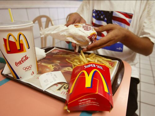 10 'healthy' fast-food orders that can be worse than having a burger