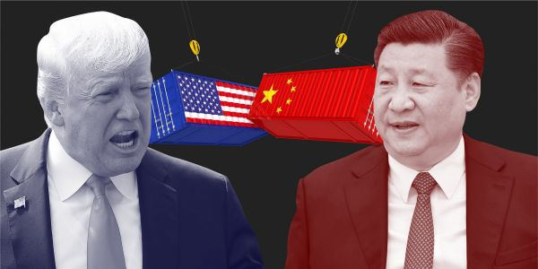 Trump reportedly wants to push forward with tariffs on $200 billion of Chinese goods despite new trade talks