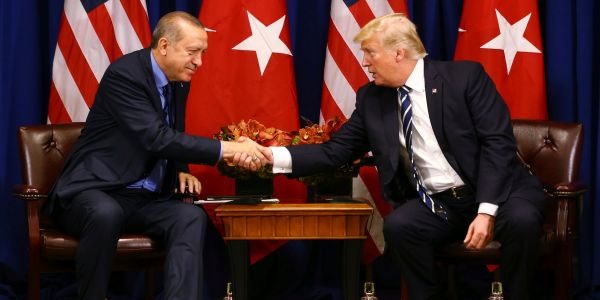 Vice President Mike Pence announces cease-fire agreement with Turkey in Syria