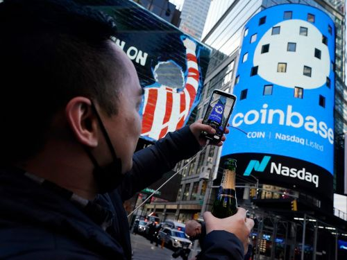 Coinbase is reporting earnings for the first time on Thursday. A bull explains why the stock could continue to scale proportional to the $2.5 trillion crypto market cap - and a bear breaks down why the stock may fall to $100 or less