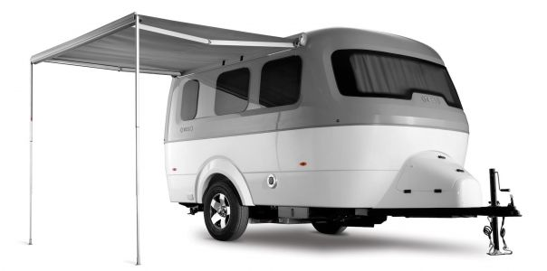 Airstream's newest trailer is a big departure from its iconic designs