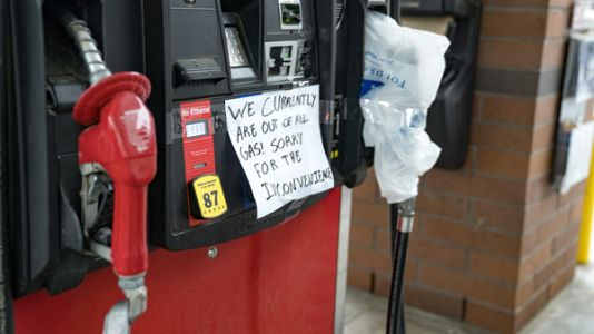 Gas Stations Run Dry In Southeast As White House Seeks To Boost Supplies