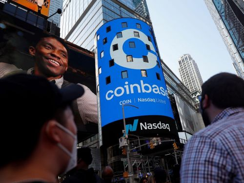 A Wall Street expert breaks down why Coinbase's 'ridiculously high' valuation should be 71% lower - and warns that the frenzy around the new stock is yet another example of why the broader market is in a bubble