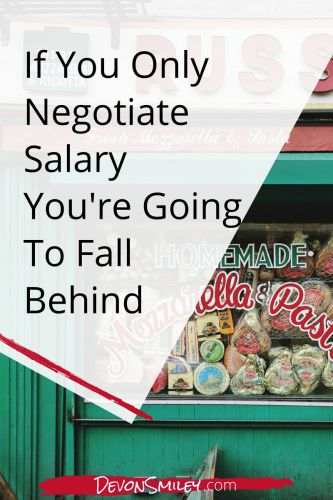Negotiating Your Salary Could Be A Waste Of Time