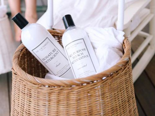 The Laundress makes safe, eco-friendly laundry products for all types of fabrics - including ones that purport to be dry clean only