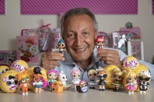 Toy executive Isaac Larian ends pursuit of merger with Mattel