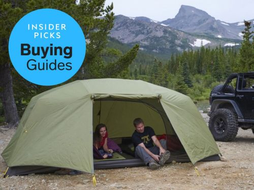The best tents for car camping