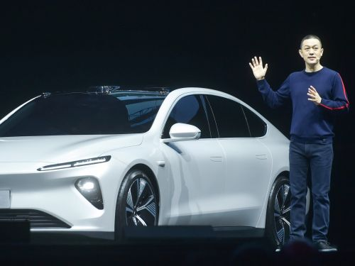 Chinese EV startup Nio is entering the international market - and plans to start deliveries in Norway in September