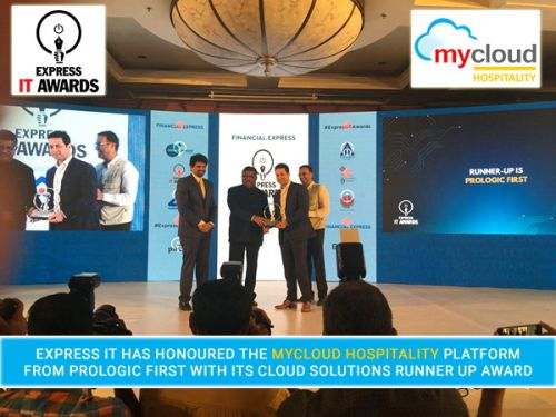 Mycloud Hospitality Platform Scoops Express IT Award in Recognition of Superb Cloud Solution