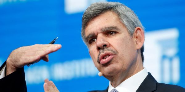 Top economist Mohamed El-Erian warns of a jobless recovery - and recommends investors ride the liquidity wave