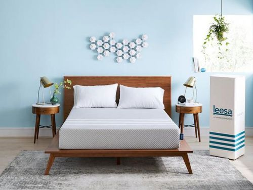 Leesa is giving Business Insider readers 15% off their entire order for Memorial Day - plus 2 free pillows when you buy a mattress