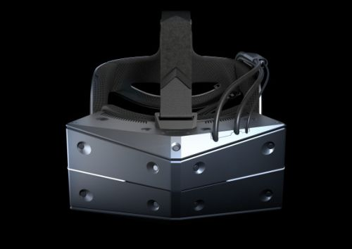 StarVR reveals its next-gen virtual reality headset with eye-tracking